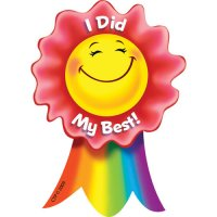 I Did My Best Smiling Ribbon Award D48-1086