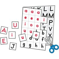 Individual Making Words Letters (A15-2032)