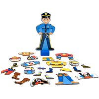 Joey Magnetic Pretend Play Set D54-23550
