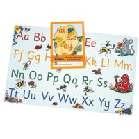 Jolly Phonics Print Alternative Spelling And Alphabet Posters (E71-296)