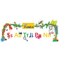Jolly Phonics Sound Poster In Print Letters (E71-071)