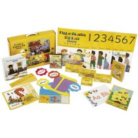 Jolly Phonics Starter Kit With Dvd (E71-946)