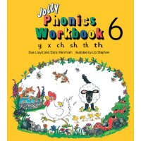 Jolly Phonics Workbook 6 (E71-561)