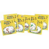 Jolly Phonics Workbook Set of 7 In Print (E71-055)