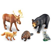 Jumbo Forest Animals C19-0787
