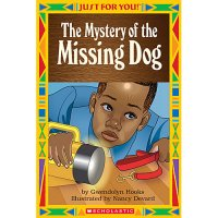 Just For You! The Mystery Of The Missing Dog S-0439568641