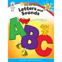 K-Gr 1 Letters and Sounds Home Workbook (A15-104348)