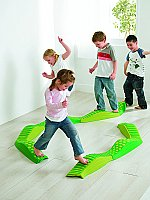 WEPLAY WAVY TACTILE PATH GREEN T0009 G
