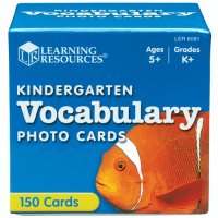 Kindergarten Photo Cards (C19-6081)