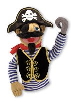 Pirate Puppet [L3899]