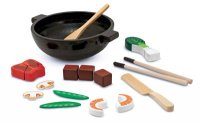 Play Food (Stir Fry Slicing Set) L4025