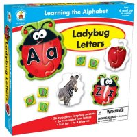 Ladybug Letters Puzzle Game (A15-140086)