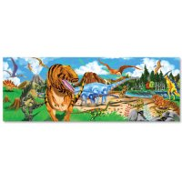 Land Of Dinosaurs Floor Puzzle D54-20442
