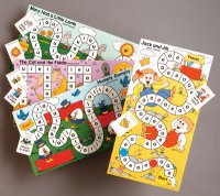 Phonics Learning Games