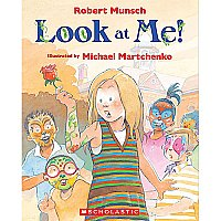 Look At Me Book And Cd A87-9780545993272