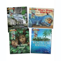 Lost Island Adventures in Reading Add on Pack (1 of each 39 books)