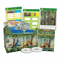 Lost Island Adventures in Reading Complete Kit