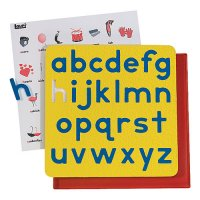 Lowercase A To Z Panel Puzzle F02-LR2306