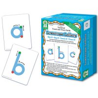 Lowercase Textured Touch And Trace Cards (A15-KE846012)