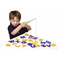 Magnetic Alphabet Fishing Set MTC178