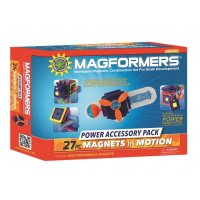 Magformers Magnets in Motion Complete Power Accessory Pack 27 pc PW-63206