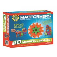 Magformers Magnets in Motion 32 pc Set PW-63202