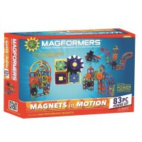 Magformers Magnets in Motion 83 pc Power Set PW-63207