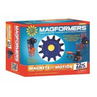 Magformers Magnets in Motion Power Set 22 pc PW-63204