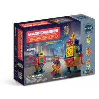 Magformers Walking Robot 45 pcs PW-63137