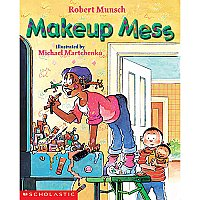 Makeup Mess Book And Cd A87-9780545999274