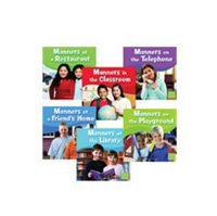 Manners Book Set C01-CP001