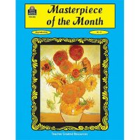 Masterpiece Of The Month Activity TC-018