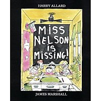 Miss Nelson Is Missing Book & CD A42-0618852816