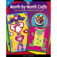 Month By Month Crafts CTP-2495