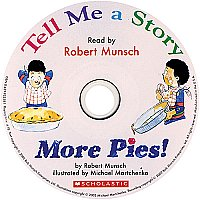 More Pies Book & Cd A87-043995259X