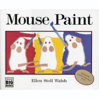 Mouse Paint Big Book A42-9780152560263