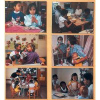 Multi Cultural Children At Play Puppets Puzzle B31-WT468