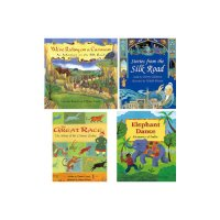 Multicultural Stories Set Of 4 BF-8239