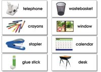 Basic Classroom Labels [NS9081]