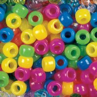 Neon Colours Pony Beads CK-3553