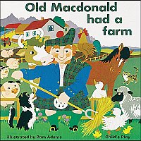 Old Macdonald Had A Farm Book and CD A90-9781904550648