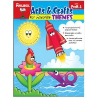 PK-1 Arts and Crafts for Favorite Themes MB-61262