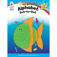 PK-K Alphabet: Dot-to-Dot Home Work (A15-104328)