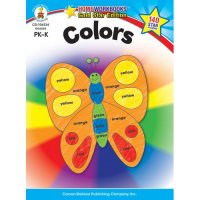 PK-K Colors Home Workbook (A15-104334)
