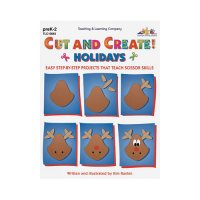 PK-K Cut and Create Holidays TLC-10083