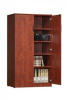 "Locking Double Door Storage Cabinet 22""D X36""W X65""H PL151"