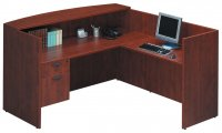 Classic Gallery Reception Desk PL169/180/107