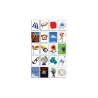 Phonemic Awareness Blends & Digraphs Photographic Learning Card (A15-KE845026)