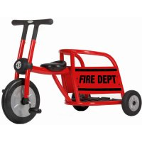 Pilot 300 Fire Truck Tricycle IT  30019FT