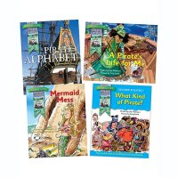 Pirates Cove Adventures in Reading Add on Pack (1 of each 39 books)